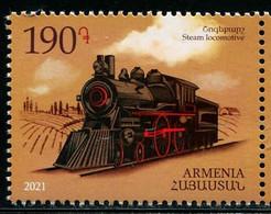XG0995 Armenia 2021 Vintage Steam Train 1V - Armenië