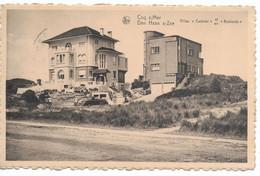 "COQ SUR MER  ""Villas Castelet Et Goelands"" - De Haan"