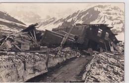 St. Antönien - Lawinenunglück - Foto Hitz, Pany - 1936            (P-334-10202) - GR Grisons
