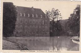 BRAINE LE CHATEAU   LE CHATEAU DU COMTE DE ROBIANO - Braine-le-Chateau