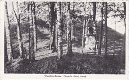 WAUTIER BRAINE    CHAPPELLE SAINT JOSEPH - Braine-le-Chateau