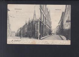 Dt. Reich AK Mönchengladbach Dahlnerstrasse/Wallstrasse 1905 - Moenchengladbach