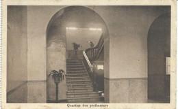 ATH : Collège St Julien - Quartier Des Professeurs - TRES RARE CPA - Cachet De La Poste 1924 - Ath