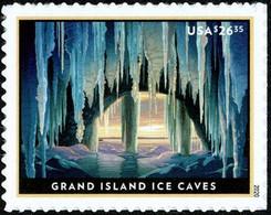 Etats-Unis USA 5287 Grottes De Glace De Grand Island - Ohne Zuordnung
