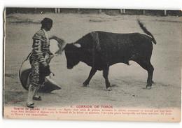 Rare ELD 6 CORRIDA DE TOROS Suerte De Piques GALLO REVERTE TOREADOR E LE DELEY PARIS  N382 - Corrida