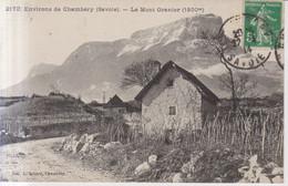 Le Mont Granier   1914 - Chambery