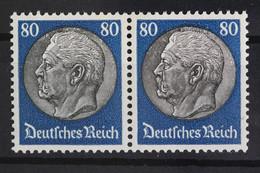 Deutsches Reich, MiNr. 527, Waag. Paar, Postfrisch / MNH - Neufs
