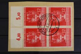 Deutsches Reich, MiNr. 770, 4er Block, Oberrand, Briefstück - Non Classés
