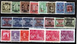 CHINA  STOCKCARD - 1912-1949 République