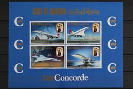 Bahrain, Flugzeuge, MiNr. Block 1, Postfrisch / MNH - Bahrain (1965-...)