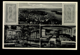 """Rüdesheim A. Rhein, Gasthaus """"Zum Kratzeisen"""", Freisitz, Saal - Sin Clasificación"""