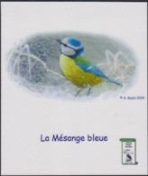 "Laminé ""Pimpelmees"" (geplastifisceerd) - 1985-.. Vogels (Buzin)"