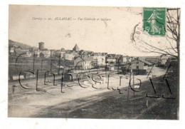 Allassac (19) : Vue Générale De La Gare Ors De L'arrivée D'un Train En 1916 PF - Andere Gemeenten