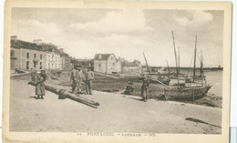 Port-Louis; Locmalo (Le Port) - Non Voyagé. - Port Louis