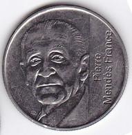 5 Francs Mendes France  1992 343-2 SUP - J. 5 Franchi