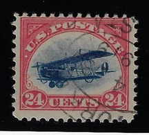 USA, 1918 24c. AIRMAIL Nr 3 Used - 1a. 1918-1940 Used