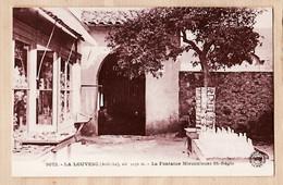 X07034 ⭐ LA LOUVESC Ardèche Magasin FONTAINE Miraculeuse Saint REGIS 1920s -MARGERIT BREMOND N°9072 - La Louvesc