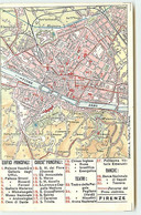 Italie - FIRENZE - Carte Géographique - Firenze (Florence)
