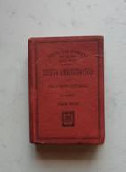 MANUALI HOEPLI SERIE SCIENTIFICA 406-410 DIRITTO AMMINISTRATIVO E COSTITUZIONALE G. LORIS 1919 - Diritto Ed Economia