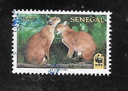 TIMBRE OBLITERE DU SENEGAL DE 1997 N° MICHEL 1518 - Senegal (1960-...)