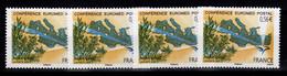 YV 4422 N** Euromed Postal En 4 Exemplaires - Prix = Faciale - Nuevos