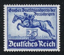 GERMANY 1940 Mi 746 PRIZE FOR THE BLUE BAND MNH ** - Nuevos