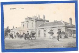 12 MILLAU - La Gare - Extérieur - Millau