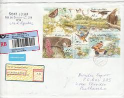 Czech Republic 2009 Registered Letter - Brieven En Documenten