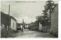 MAIZIERES  -  Rue De La Hazelle - Other Municipalities