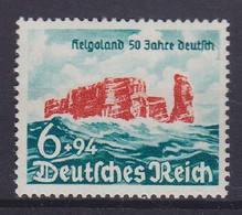 GERMANY 1940 Mi 750 HELGOLAND MNH ** - Nuevos