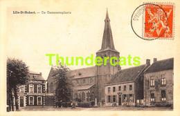 CPA LILLE SAINT ST HUBERT DE GEMEENTEPLAATS - Hamont-Achel