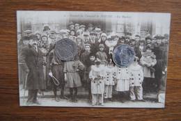 5179/Souvenir Du Carnaval De BINCHE - Les Binchois (1921) - Carnaval