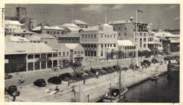 Bermudes - Royaume Uni - Maison De Corail - Moutarde Amora - E  5302 - Autres