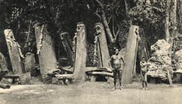 Océanie - Nouvelles-Hébrides - Dans Le Sillage De Bougainville - Moutarde Amora - E 5305 - Vanuatu