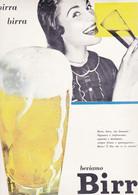 (pagine-pages)PUBBLICITA' BIRRA     L'europeo1959/714. - Altri