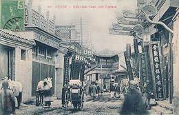PEKIN - N° 16 - RUE HAN-CHSE CITE TARTARE - Cina