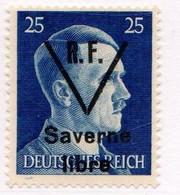 SAVERNE 25 PF** (signé Thiaude) - Liberation