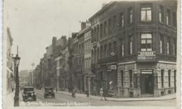 28. IXELLES : Rue Lesbroussart - Côté Av. Louise - TRES RARE CPA - Ixelles - Elsene