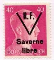 SAVERNE 40 PF ** - Liberation