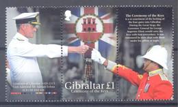 GIBRALTAR (WER607) - Gibraltar
