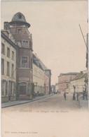 Vilvoorde - Molenstraat (gekleurde Versie)(Hoffmann)(gelopen Kaart Van Voor 1900 Met Zegel) - Vilvoorde