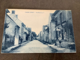 Carte Postale Voisins Quincy Rue Pasteur - Other Municipalities
