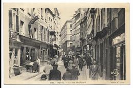75005-PARIS- La Rue Mouffetard... Animé - District 05