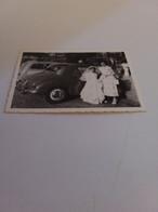 FOTO PALERMO CON MACCHINE ANTICHE - ANNI 50 - Automobili
