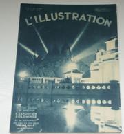 REVUE L'ILLUSTRATION - L'EXPOSITION COLONIALE - N° 4616 - 22 AOUT 1931 - 1900 - 1949