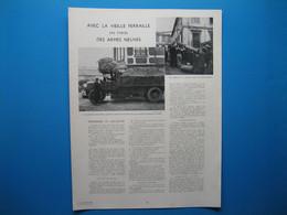 (1940) Avec La VIEILLE FERRAILLE, On Forge Des ARMES NEUVES (document De 8 Pages) - Sin Clasificación