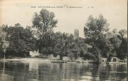 AUVERS SUR OISE L'ABREUVOIR - Auvers Sur Oise