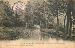 SAINT MICHEL SUR ORGE LES BORDS DE L'ORGE A LONGPONT - Saint Michel Sur Orge
