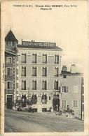 Puy De Dôme -ref-B72- Thiers - Nouvel Hôtel Besset - Place Belfort - Hôtels - - Thiers