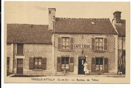77-FEROLLE-ATTILLY- Bureau De TABAC, R. DENTU Propriétaire... - Other Municipalities